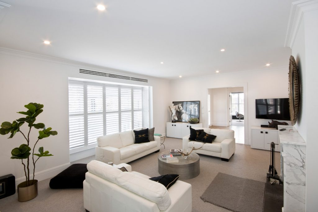 Living Rooms Comfort Heating Amp Cooling Systems